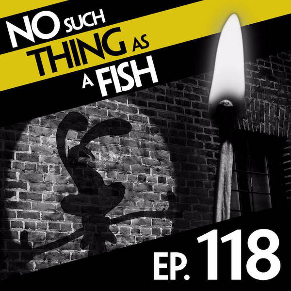 118: No Such Thing As Dinner On A Spider