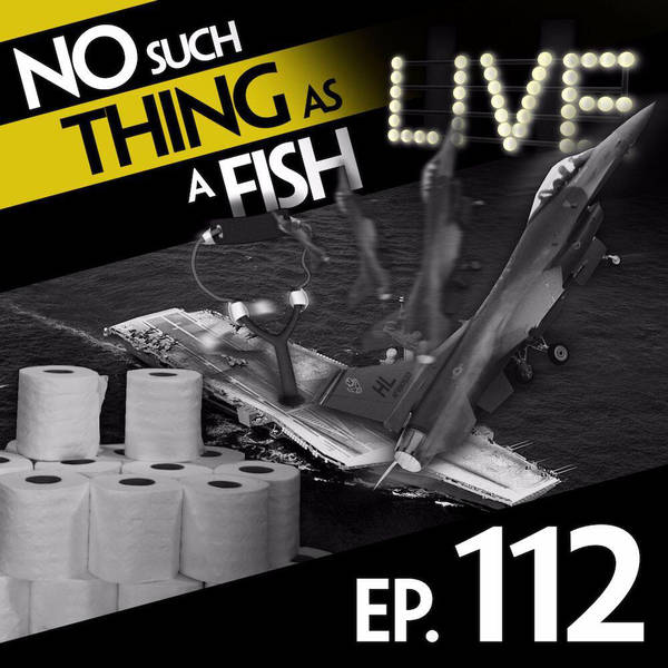 112: No Such Thing As A Lego Aircraft Carrier