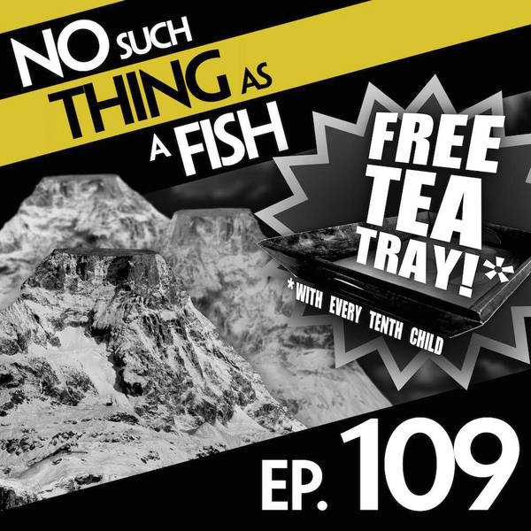 109: No Such Thing As A Speared Shrimp