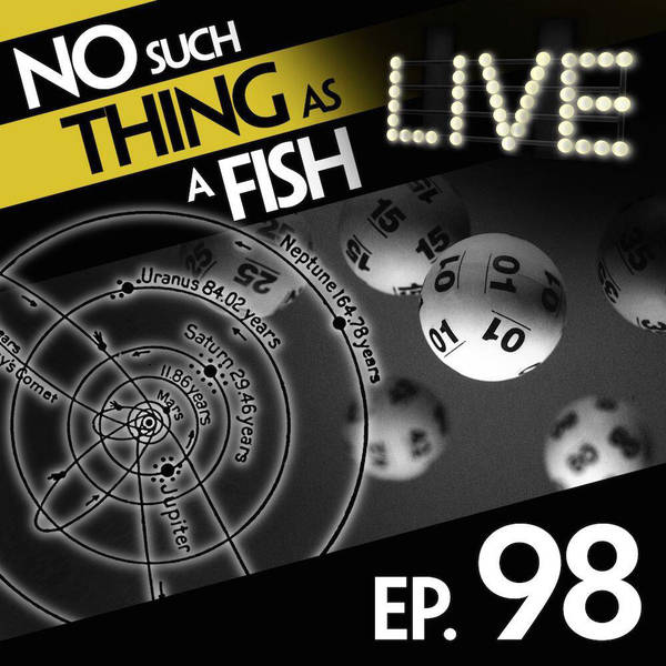 98: No Such Thing As Planet George