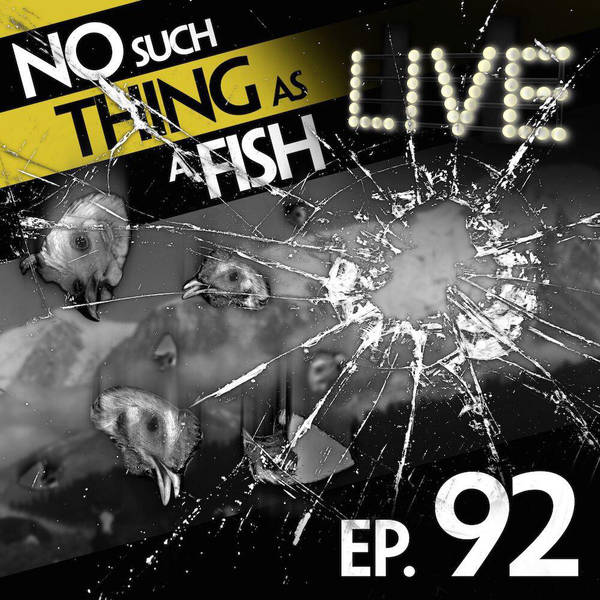 92: No Such Thing As A Frozen Chicken Haunting