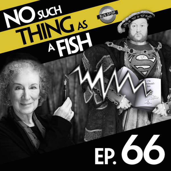 66: No Such Thing As A Robotic Margaret Atwood