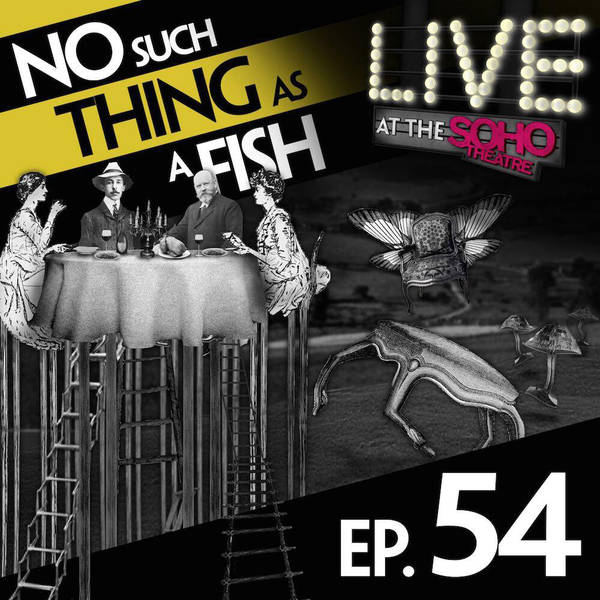 54: No Such Thing As Domesticated Furniture