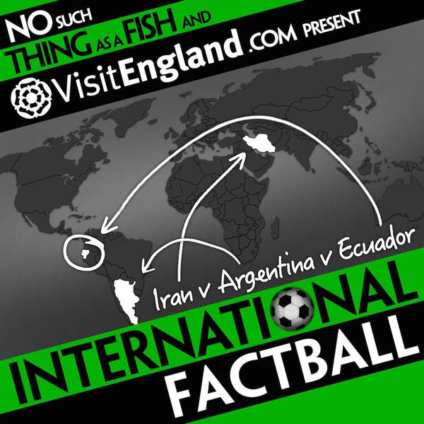 NSTAAF International Factball: Iran v Argentina v Ecuador