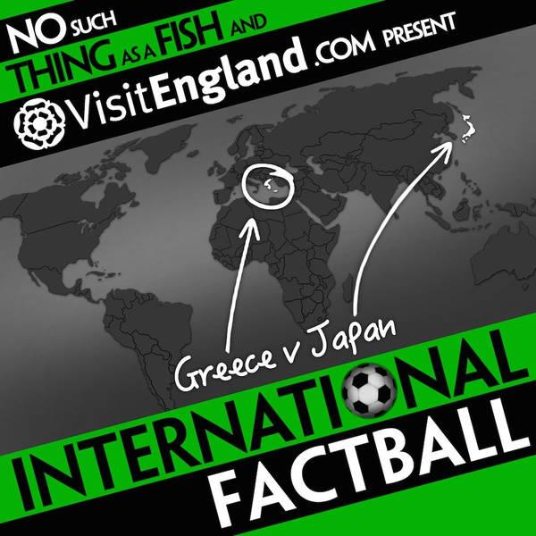 NSTAAF International Factball: Greece v Japan