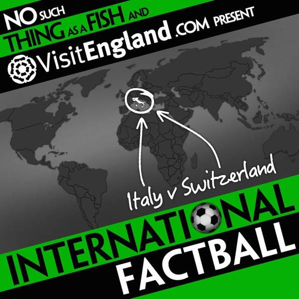 NSTAAF International Factball: Italy v Switzerland
