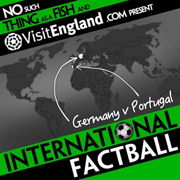 NSTAAF International Factball: Germany v Portugal