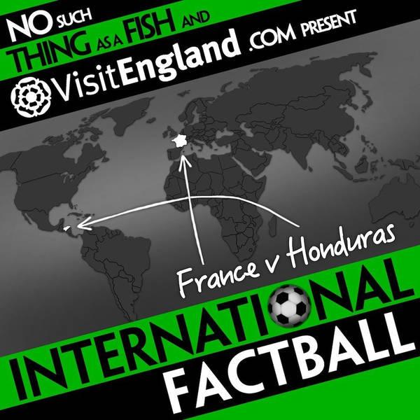 NSTAAF International Factball: France v Honduras