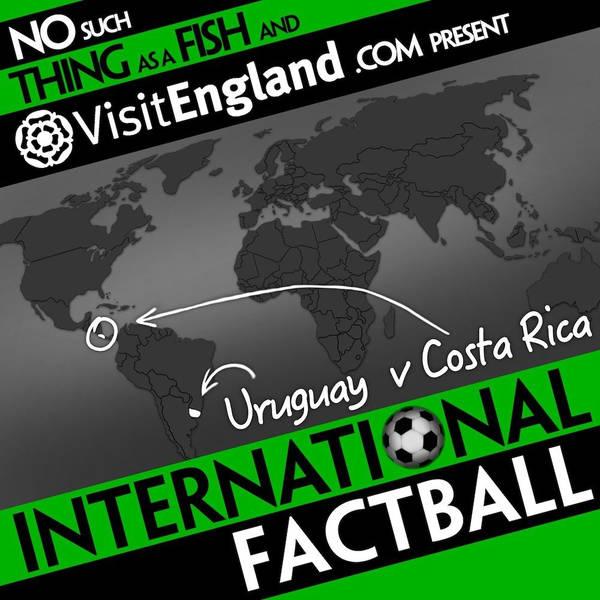 NSTAAF International Factball: Uruguay v Costa Rica