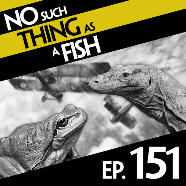 151: No Such Thing As A Komodo Dragon Restaurant