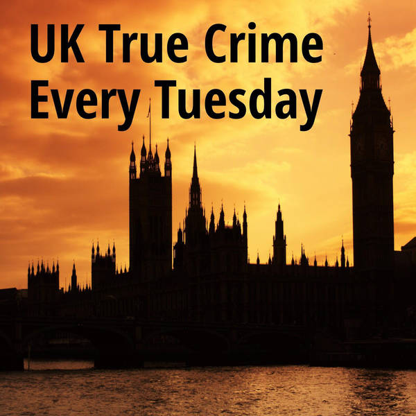 UK True Crime Podcast image