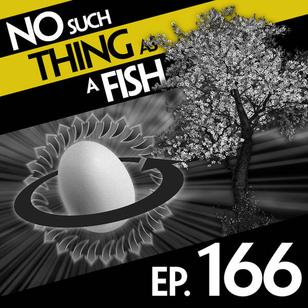 166: No Such Thing As A Courgette In Your Ear