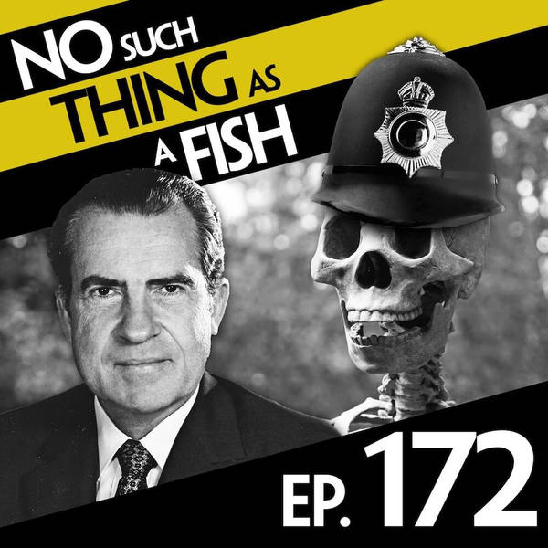 172: No Such Thing As A Cat-a-Cops Cartoon