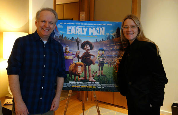 Episode 74: Nick Park On The Music Of Early Man, Wallace & Gromit And Peter Gabriel