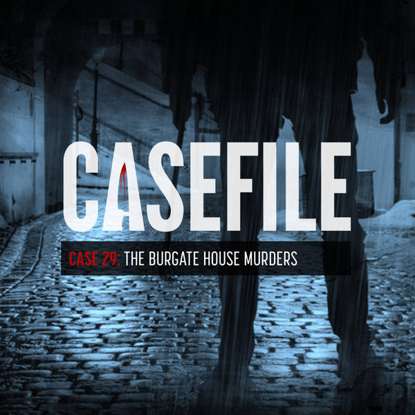 Case 29: The Burgate House Murders