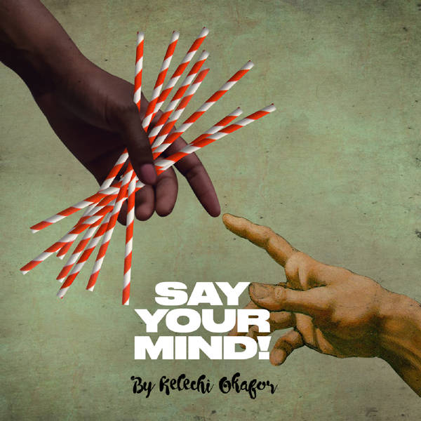 Say Your Mind image
