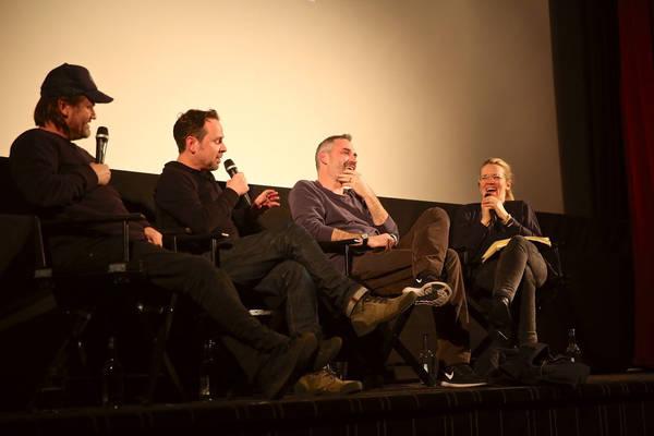 Episode 85: Alex Garland, Geoff Barrow & Ben Salisbury (Contains Spoilers)