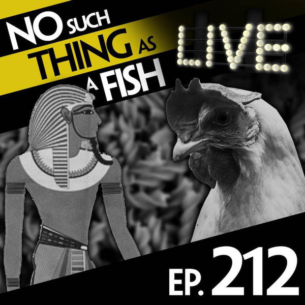 212: No Such Thing As A Hipster Pharaoh