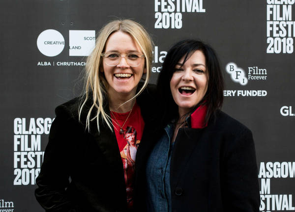 Episode 80: Director Lynne Ramsay At Soundtracking Live At The Glasgow Film Festival