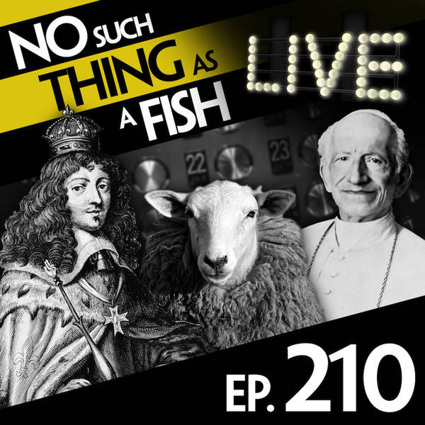 210: No Such Thing As A Sheep's Bedside Table