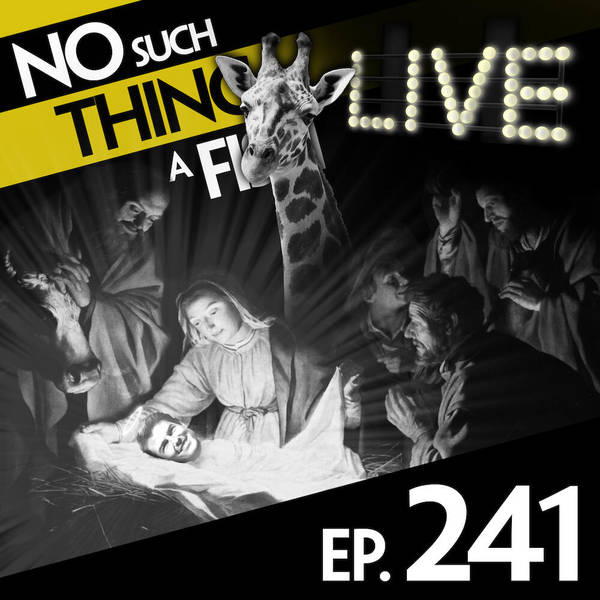 241: No Such Thing As Tom Cruise In A Manger