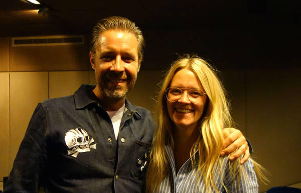 Episode 101: Paddy Considine On Nick Cave, Punk, Horror Movies & The Music In His Work