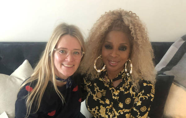 Episode 132: Mary J Blige On Her Career As A Singer & Actress