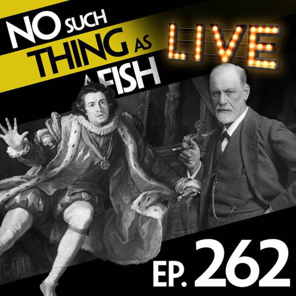 262: No Such Thing As A Man In A Wine Bottle