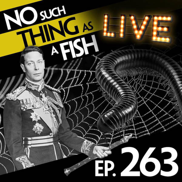263: No Such Thing As Millipede Lipbalm