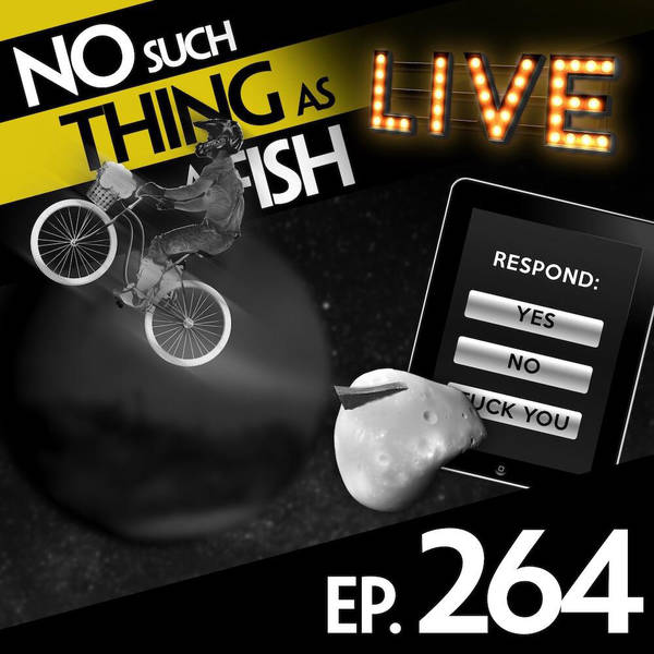 264: No Such Thing As Bikes In Space