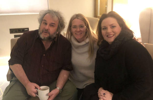 Episode 119: Peter Jackson & Philippa Boyens On The Music Of Mortal Engines & Lord Of The Rings