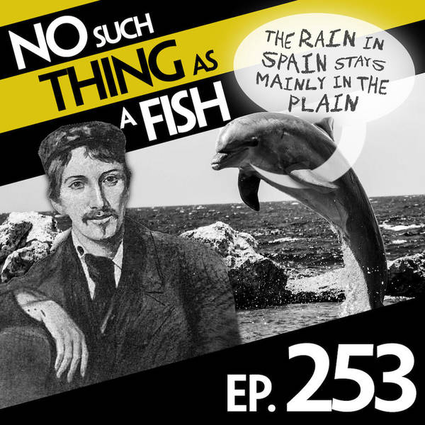 253: No Such Thing As Dolphins At The United Nations