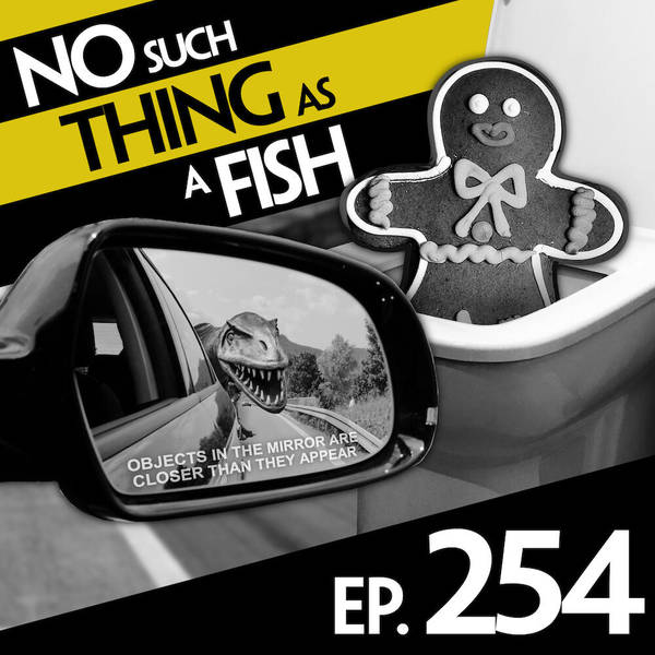 254: No Such Thing As A Toilet In The Car