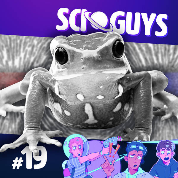 19: Floating Frogs (with Jake Edwards)