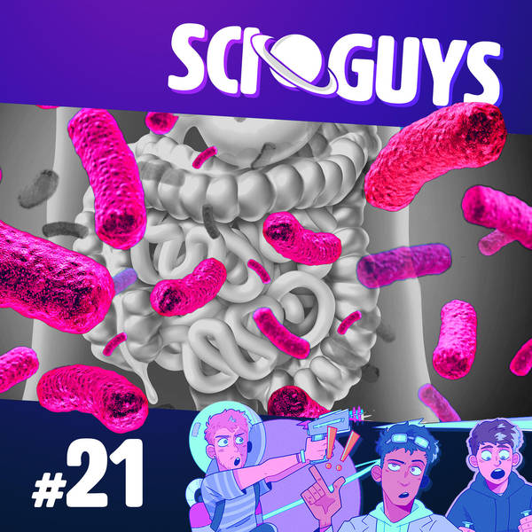 21: Gut Feelings and Crap Diets