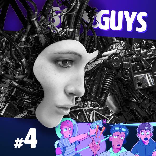 4: Real Life Cyborgs