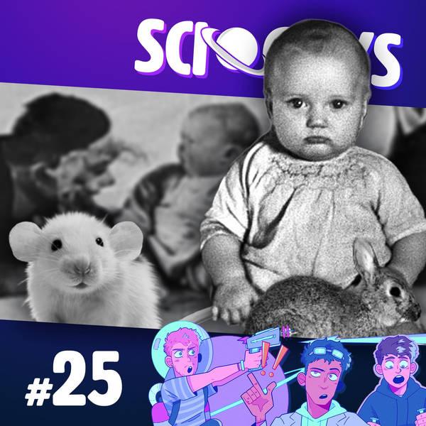25: The Little Albert Experiment (with Josh Winslade)