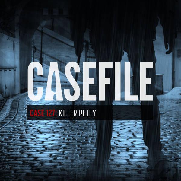 Case 127: Killer Petey