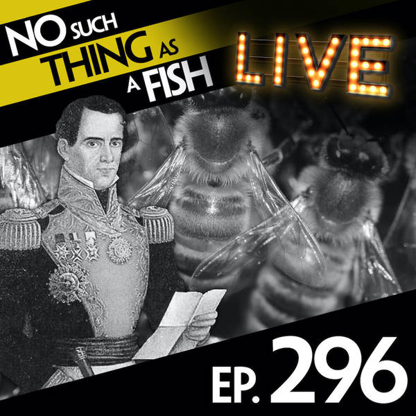 296: No Such Thing As A Glowing Ballet Dancer
