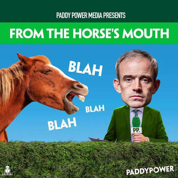 Paddy Power presents From The Horse's Mouth image