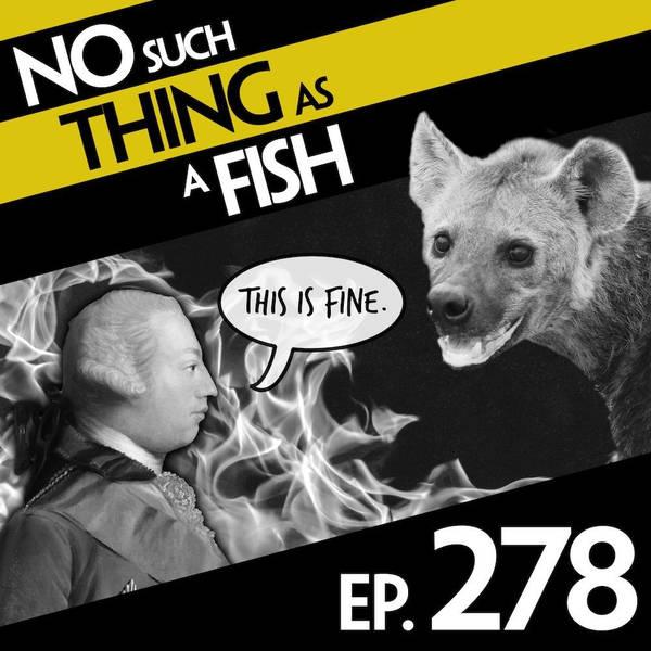278: No Such Thing As A Herring-Okapi Hybrid