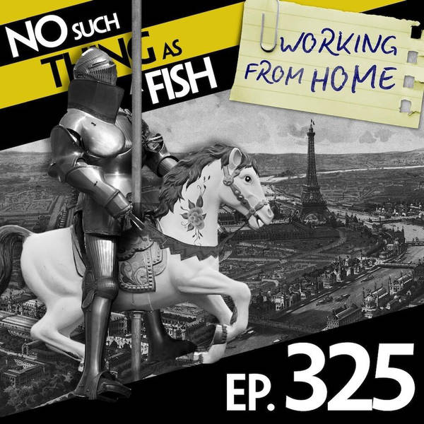 325: No Such Thing As An Earwig Family Zoom Chat