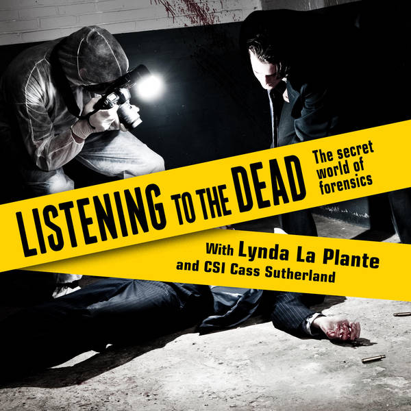 Listening to the Dead - Forensics uncovered image