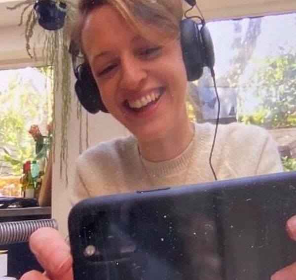 Episode 188: Composer Isobel Waller-Bridge In Isolation From Her Kitchen