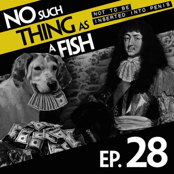 28: No Such Thing As A Man-Eating Clam