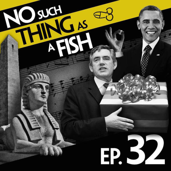 32: No Such Thing As A Good Gift For Gordon Brown