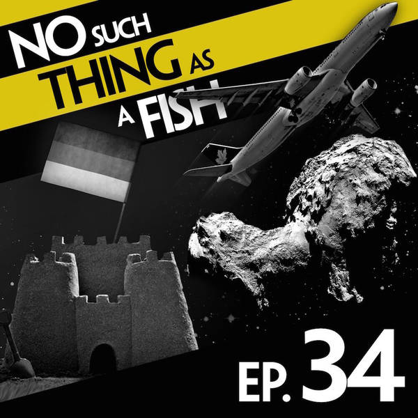 34: No Such Thing As A Giant German Sandcastle