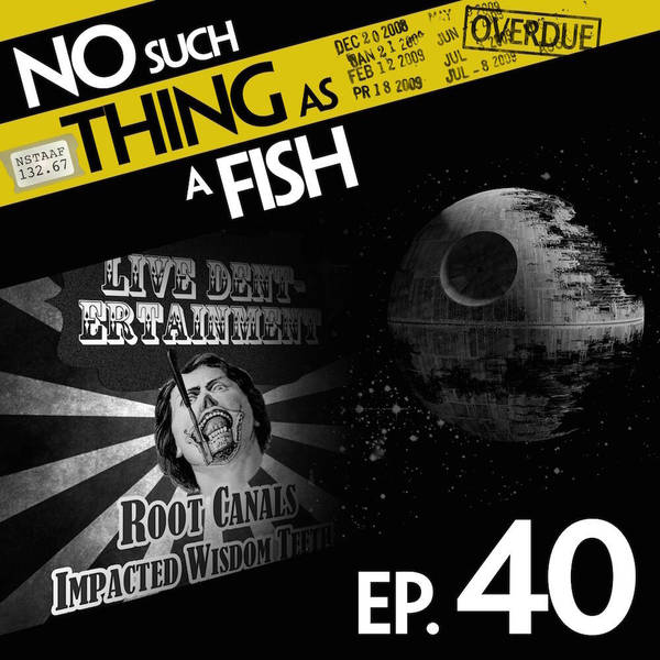 40: No Such Thing As Captain Trousers
