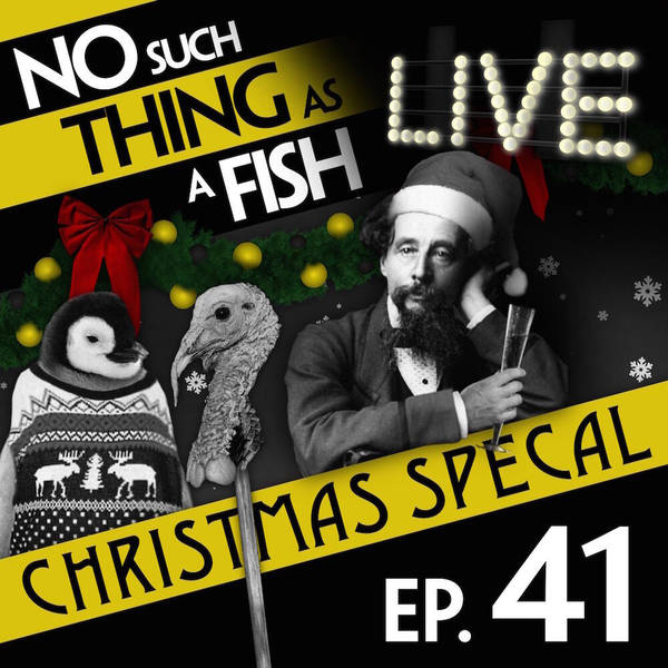 41: No Such Thing As Reginald The Red-Nosed Reindeer