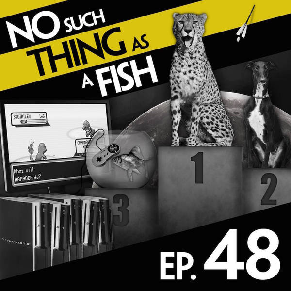 48: No Such Thing As A Pokemon-Playing Goldfish